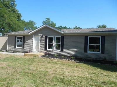 Union County Single Family Home Contingent Finance And Inspect: 23570 Shirk Avenue