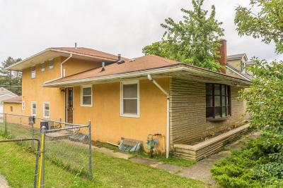 Columbus OH Single Family Home Sold: $45,000