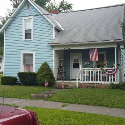 Marysville Single Family Home Contingent Lien-Holder Release: 426 W 7th Street