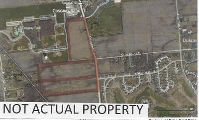 Dublin Residential Lots & Land For Sale: 5987 Cosgray Road