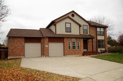 Pickerington Single Family Home Sold: 3581 Meadowgate Court