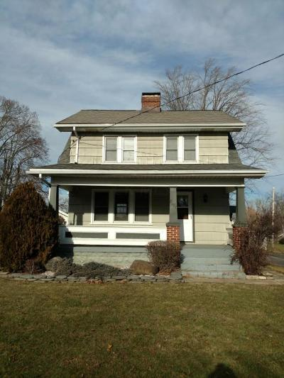 Single Family Home For Sale: 2452 Hyde Road