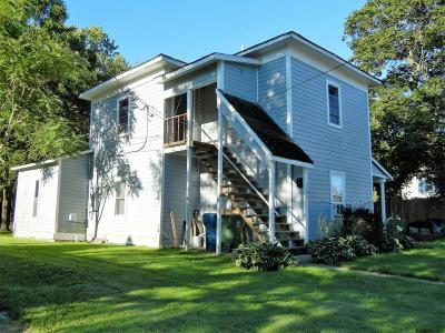 Marysville Multi Family Home For Sale: 321 W 3rd Street