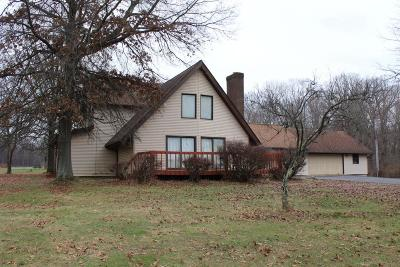 Single Family Home For Sale: 5515 Red Bank Road