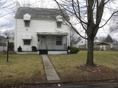 Single Family Home Sold: 1076 Geers Avenue