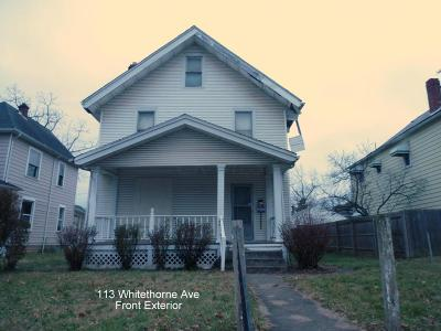 Single Family Home Sold: 113 Whitethorne Avenue