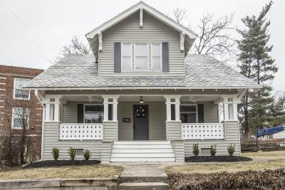 Westerville Single Family Home Sold: 24 E Park Street