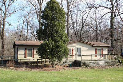 Etna Single Family Home For Sale: 135 Brook Drive SW