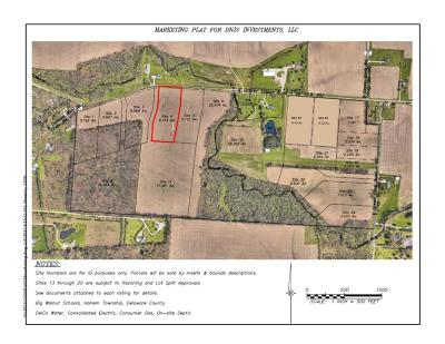 Residential Lots & Land Sold: Center Village Road #4