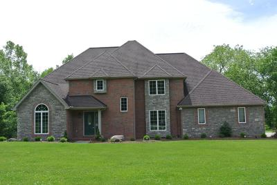 Single Family Home For Sale: 100 Reserve Drive SW