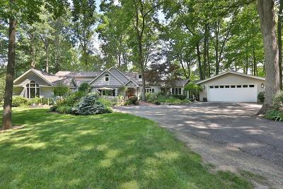 Columbus Single Family Home For Sale: 710 Havens Corners Road