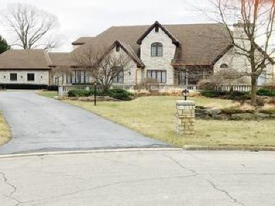 Westerville Single Family Home For Sale: 6691 Highland Lakes Place
