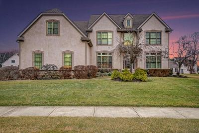 Pickerington Single Family Home Contingent Finance And Inspect: 13285 Ashley Creek Drive NW