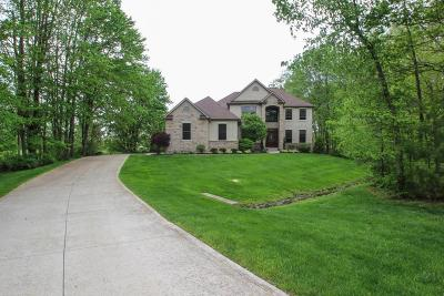 Pickerington Single Family Home For Sale: 13885 Whispering Court NW