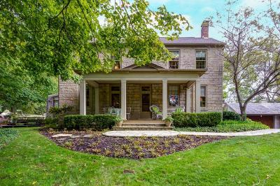 Upper Arlington Single Family Home Contingent Finance And Inspect: 4460 Langport Road