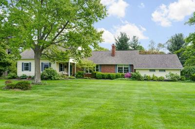 Westerville Single Family Home For Sale: 4575 Ravine Drive