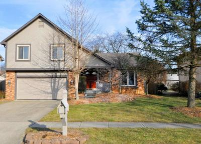Single Family Home Sold: 7648 Silver Fox Drive