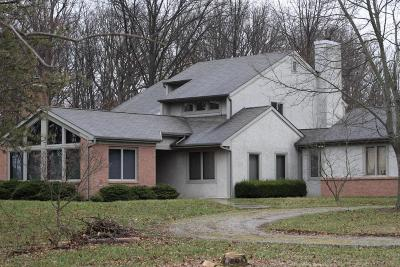 Galena Single Family Home For Sale: 5485 Red Bank Road
