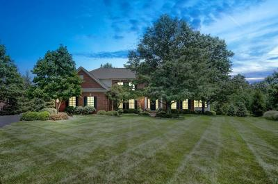 Blacklick Single Family Home For Sale: 8315 Creek Hollow Road
