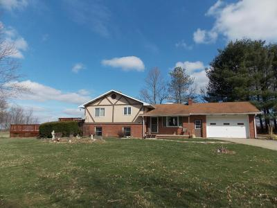 Single Family Home Sold: 2520 Martinsburg Road