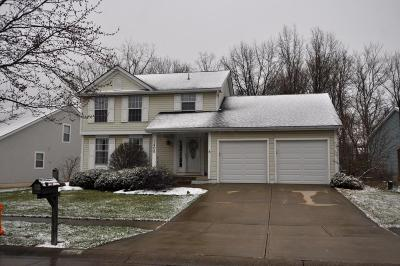 Gahanna Single Family Home Closed: 5468 Woodville Court