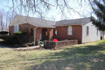 Powell Single Family Home For Sale: 4433 Seldom Seen Road