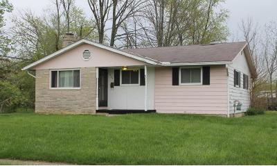 Single Family Home For Sale: 1858 Binbrook Road
