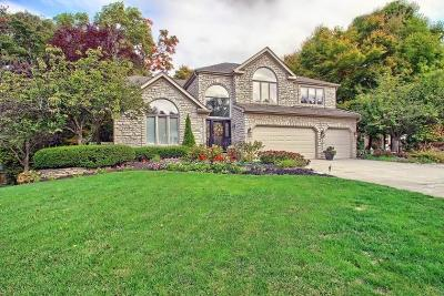 Westerville Single Family Home Contingent Finance And Inspect: 6424 Lake Trail Drive