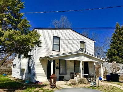 Columbus Multi Family Home For Sale: 1626 Walsh Avenue