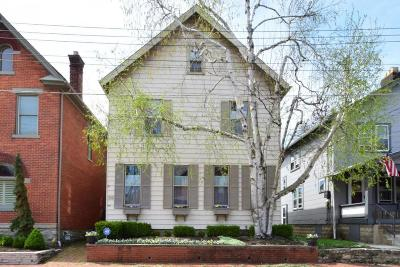 Single Family Home For Sale: 733 S 6th Street