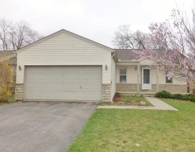 Grove City Single Family Home Contingent Finance And Inspect: 1345 Costigan Road