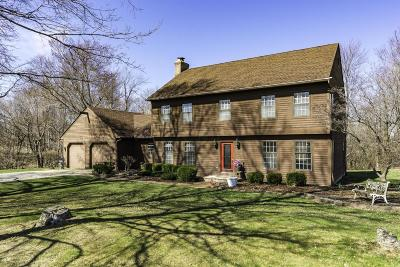 Single Family Home For Sale: 3808 Columbus Road