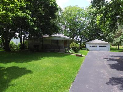 Columbus Single Family Home For Sale: 1475 Cole Road