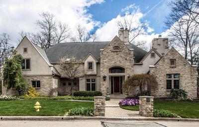Columbus Single Family Home For Sale: 5050 Slate Run Woods Court