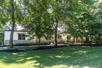 Powell Single Family Home For Sale: 162 Valley Run Drive