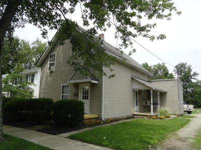 Single Family Home For Sale: 321 W Main Street