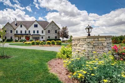 Hilliard Single Family Home For Sale: 3548 Darby Knolls Boulevard
