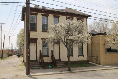 Multi Family Home Sold: 871 E Long Street