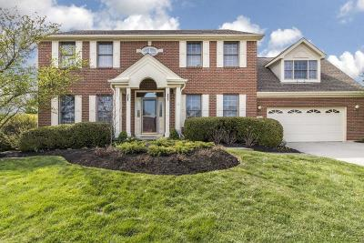 Dublin Single Family Home Contingent Finance And Inspect: 8885 Glassford Court N