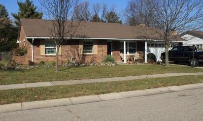 Dayton Single Family Home For Sale: 1421 Royal Archer Drive