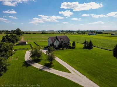 Johnstown Single Family Home For Sale: 14215 Blamer Road