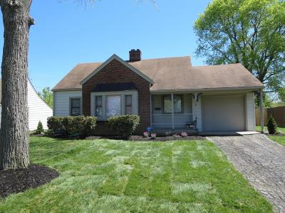 Single Family Home Contingent Finance And Inspect: 308 N Stanwood Road
