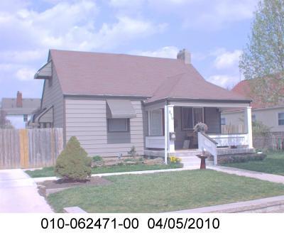 Single Family Home For Sale: 370 Frebis Avenue