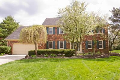 Moors At Muirfield, Muirfield, Muirfield Green, Muirfield Greene, Muirfield Villa, Muirfield Village, Muirfield, Lochslee, Muirfield/Birnam Wood, Muirfield/Weybridge Single Family Home For Sale: 5947 Saint Fillans Court W