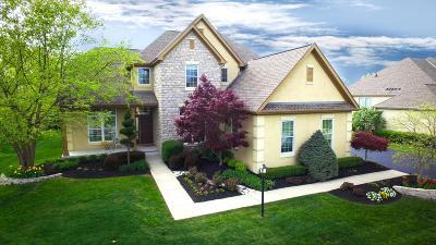 Tartan Fields Single Family Home For Sale: 9840 Archer Lane