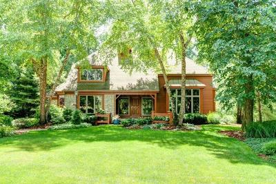 Columbus Single Family Home Contingent Finance And Inspect: 3067 Scioto Estates Court