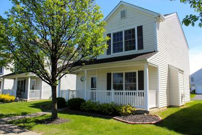 Blacklick OH Condo Closed: $152,500
