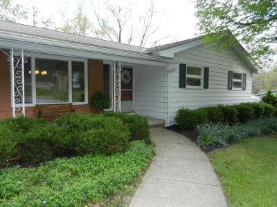 Newark Single Family Home For Sale: 842 Shoreham Drive