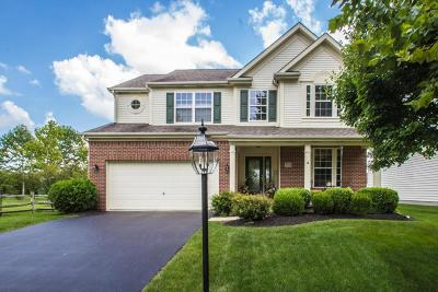 Blacklick Single Family Home Contingent Finance And Inspect: 7531 Ashley Meadow Drive