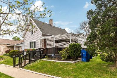 Single Family Home For Sale: 171 S Washington Street